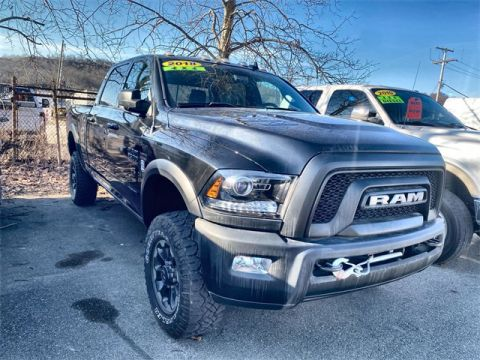 2018 Ram 2500 Power Wagon